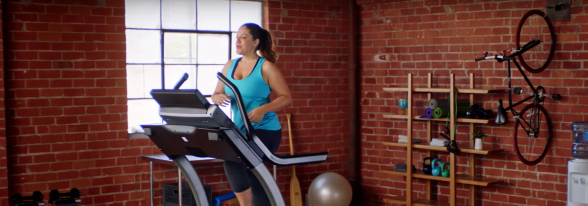 Weight Loss Success Story: Lisette On Her X22i Incline Trainer