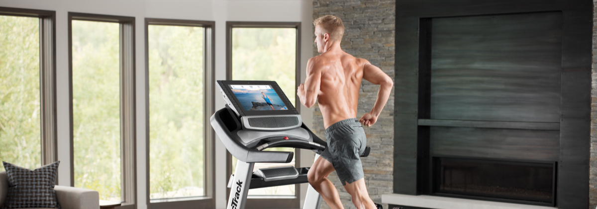 iFit Combines Treadmill Training and Strength Training