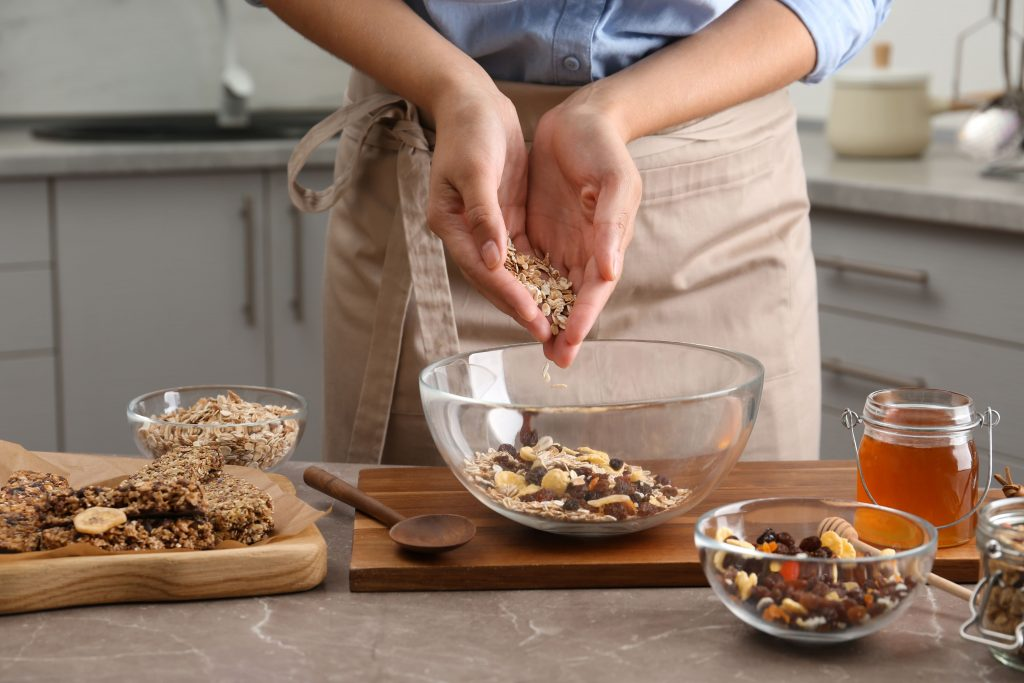 idées snacks protéinés